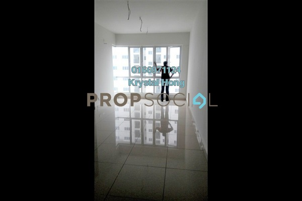 For Rent Condominium at Maxim Citilights, Sentul Leasehold Semi Furnished 2R/2B 1.2k