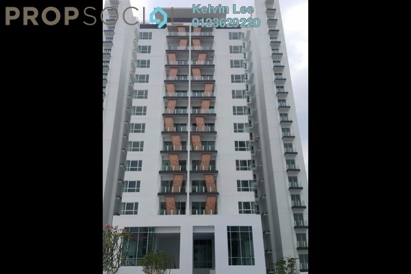 For Sale Condominium at Arte KL, Kuchai Lama Leasehold Semi Furnished 4R/3B 850k