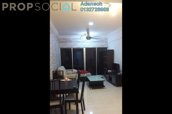 For Sale Apartment at Plaza Medan Putra, Bandar Menjalara Freehold Fully Furnished 3R/2B 400k