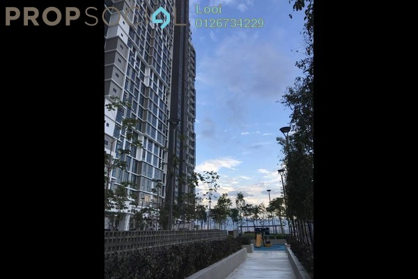 For Rent Condominium at Shamelin Star Serviced Residences, Cheras Leasehold Semi Furnished 2R/2B 1.5k