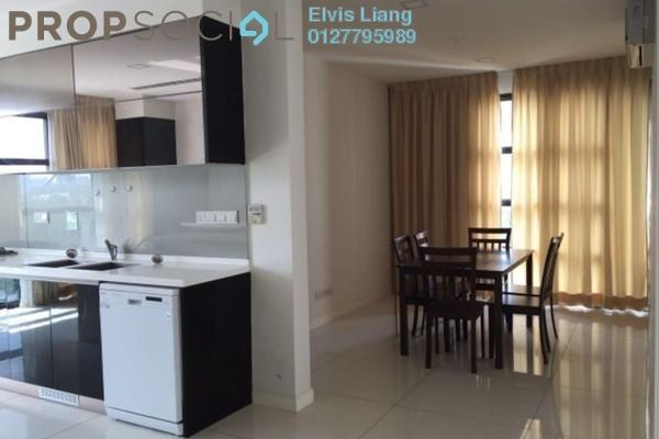 For Rent Condominium at Seri Ampang Hilir, Ampang Hilir Freehold Semi Furnished 3R/4B 8k