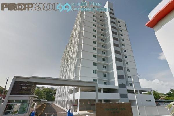 For Sale Condominium at Capri Park, Butterworth Freehold Semi Furnished 4R/2B 480k