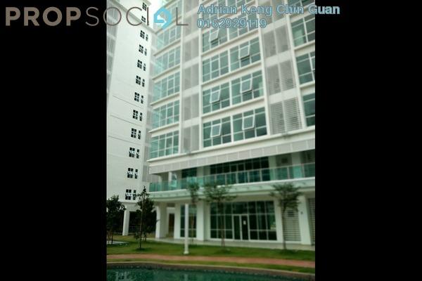 For Rent Office at Centum, Ara Damansara Freehold Semi Furnished 0R/2B 1.1k