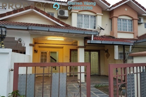 For Sale Terrace at Taman Putra Prima Commercial Square, Taman Putra Prima Freehold Semi Furnished 4R/3B 530k