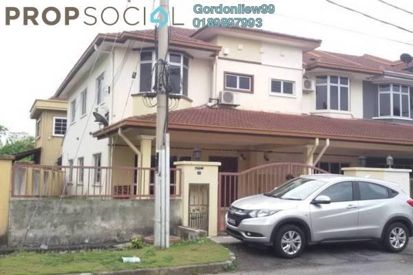 For Sale Terrace at Taman Kajang Impian, Kajang Freehold Semi Furnished 5R/3B 650k