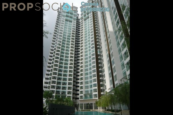 For Sale Condominium at Suasana Sentral Loft, KL Sentral Freehold Fully Furnished 3R/2B 1.52m
