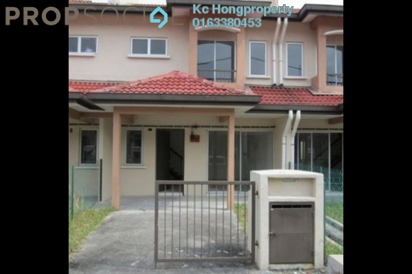 For Sale Terrace at Taman Lestari Putra, Bandar Putra Permai Leasehold Unfurnished 4R/3B 470k