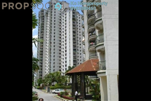 For Rent Condominium at Jasmine Towers, Petaling Jaya Freehold Fully Furnished 3R/2B 2k