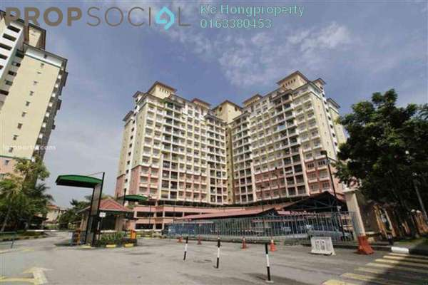 For Rent Condominium at Arena Green, Bukit Jalil Freehold Unfurnished 3R/2B 1.25k