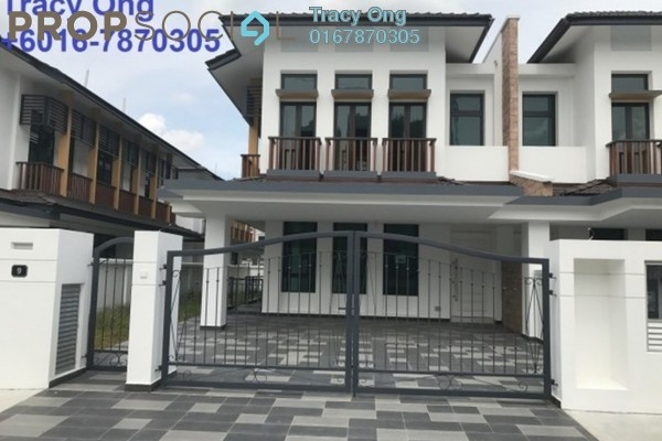 For Sale Semi-Detached at Eco Botanic, Skudai Freehold Semi Furnished 4R/6B 1.28m