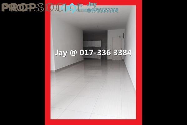 For Rent Condominium at Damansara Foresta, Bandar Sri Damansara Freehold Semi Furnished 4R/3B 1.7k