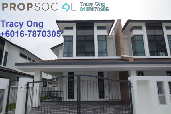For Sale Semi-Detached at Eco Botanic, Skudai Freehold Unfurnished 4R/5B 1.08m