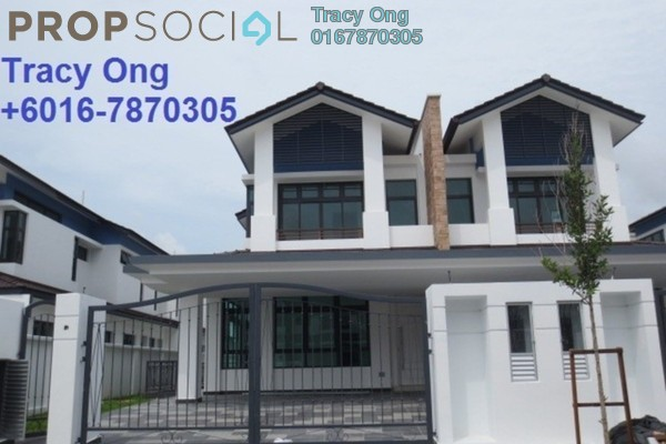 For Sale Semi-Detached at Eco Botanic, Skudai Freehold Unfurnished 4R/5B 1.01m