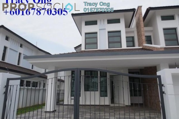 For Sale Semi-Detached at Eco Botanic, Skudai Freehold Unfurnished 4R/5B 1.22m