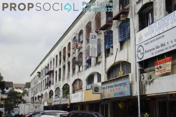 For Sale Condominium at Pandan Jaya, Pandan Indah Leasehold Unfurnished 2R/1B 168k