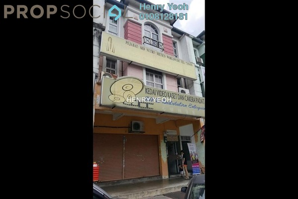 For Sale Shop at Shop Office @ BP Newtown, Bandar Bukit Puchong Freehold Unfurnished 0R/0B 3.5m