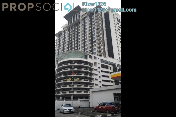 For Rent Condominium at Pertama Residency, Cheras Leasehold Fully Furnished 1R/1B 1.7k