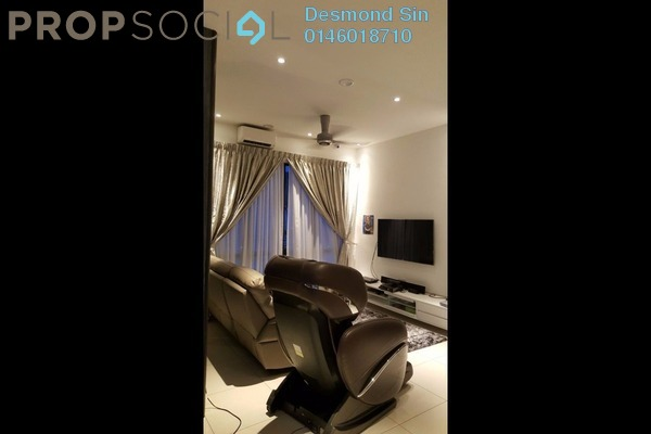For Sale Condominium at View Court, Farlim Leasehold Semi Furnished 3R/2B 688k