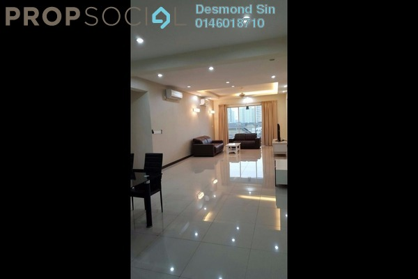 For Rent Condominium at BayStar, Bayan Indah Freehold Fully Furnished 3R/4B 3.5k
