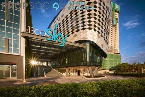 For Rent Shop at EcoSky, Jalan Ipoh Freehold Unfurnished 0R/0B 4k