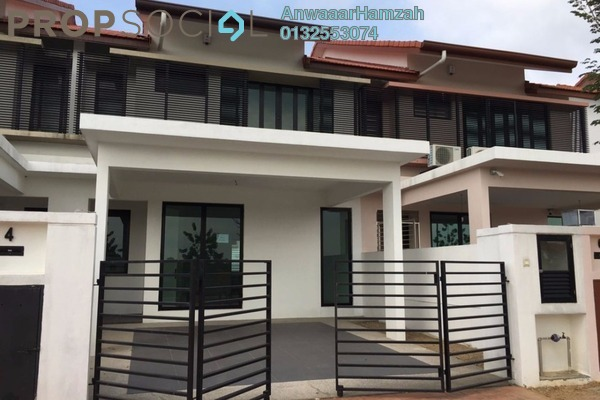 For Sale Terrace at Tari, Alam Impian Freehold Unfurnished 5R/5B 900k