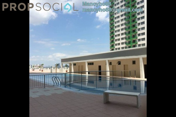 For Rent Condominium at OUG Parklane, Old Klang Road Freehold Semi Furnished 3R/2B 1.55k
