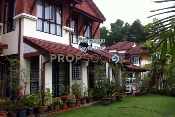 For Sale Superlink at Birai, Bukit Jelutong Freehold Semi Furnished 3R/3B 1.7m