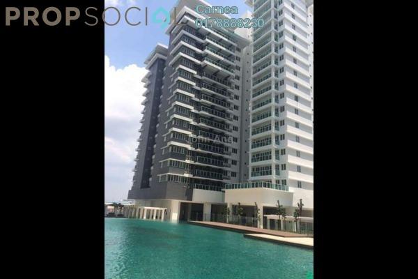 For Rent Condominium at The Regina, UEP Subang Jaya Leasehold Fully Furnished 3R/3B 2.5k