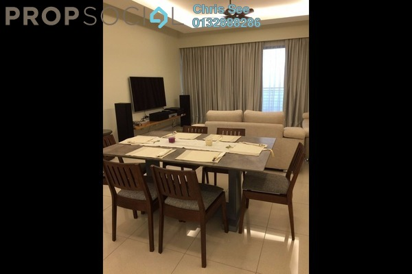 For Sale Condominium at The Westside One, Desa ParkCity Freehold Fully Furnished 2R/2B 1.38m