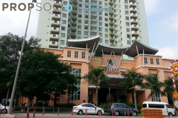 For Rent Condominium at Kelana Sentral, Kelana Jaya Freehold Fully Furnished 2R/1B 1.7k