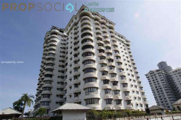 For Rent Condominium at Menara Polo, Ampang Hilir Leasehold Semi Furnished 4R/3B 2.5k