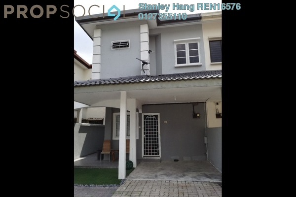 For Rent Terrace at USJ 6, UEP Subang Jaya Freehold Semi Furnished 4R/3B 1.9k