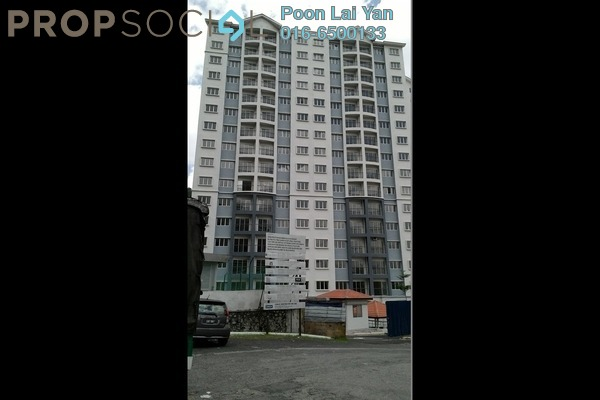 For Sale Condominium at Nusa Mewah, Cheras Leasehold Unfurnished 3R/2B 339k