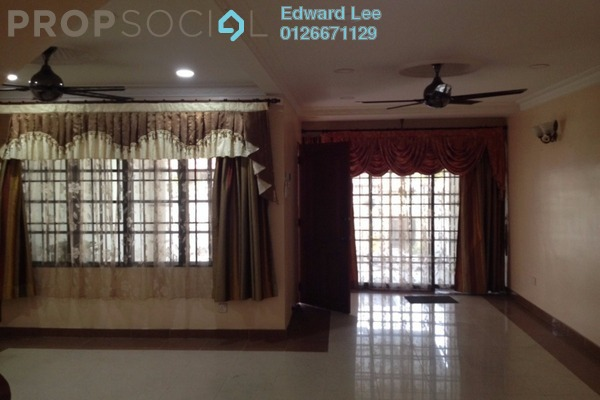 For Sale Terrace at Taman Wilayah Selayang, Selayang Leasehold Fully Furnished 4R/3B 850k