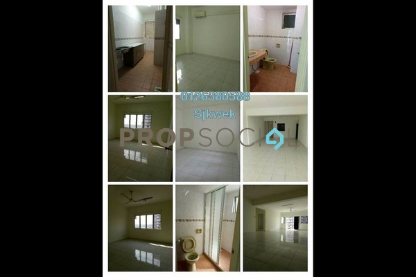 For Rent Condominium at Dataran Prima Condominium, Kelana Jaya Freehold Unfurnished 3R/3B 1.9k