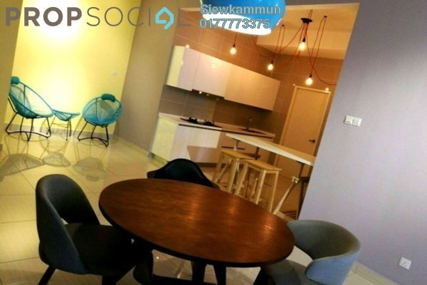 For Rent Condominium at Damansara Foresta, Bandar Sri Damansara Freehold Fully Furnished 4R/3B 2.8k