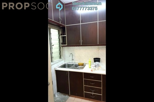 For Rent Apartment at SD Apartments, Bandar Sri Damansara Freehold Semi Furnished 3R/2B 1.2k