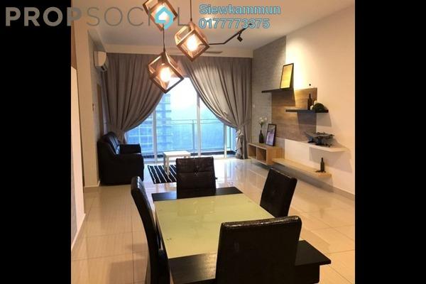 For Rent Condominium at Damansara Foresta, Bandar Sri Damansara Freehold Fully Furnished 4R/3B 2.5k