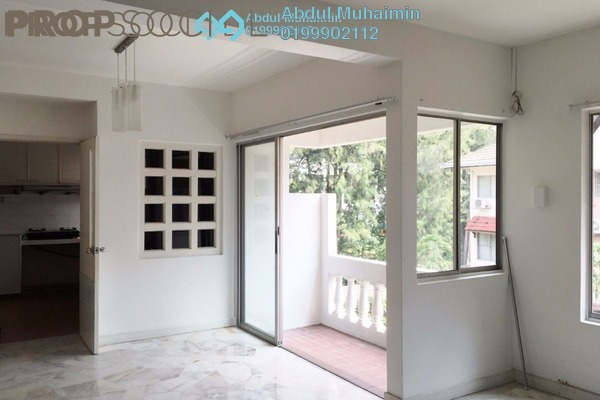For Sale Townhouse at Kiara Green, TTDI Freehold Semi Furnished 3R/3B 900k