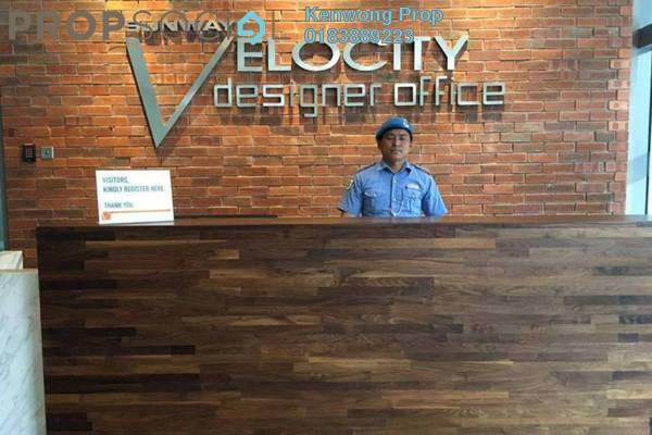 For Rent Office at Sunway VeloCity, Cheras Freehold Unfurnished 0R/0B 4.4k