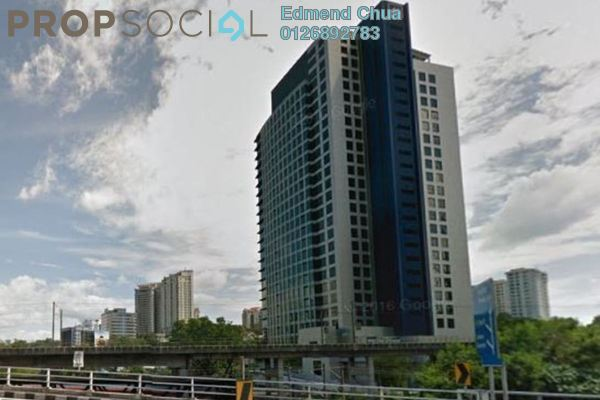 For Sale Office at Menara MBMR, Mid Valley City Freehold Unfurnished 0R/2B 1.87m