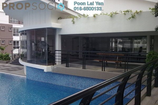 For Sale Condominium at Axis Residence, Pandan Indah Leasehold Unfurnished 3R/2B 470k