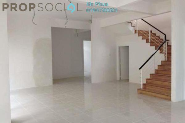 For Sale Terrace at Bertam Perdana 3, Penang Freehold Unfurnished 4R/2B 420k