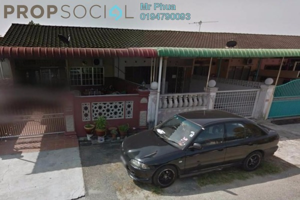 For Sale Condominium at Telok Air Tawar, Butterworth Freehold Unfurnished 4R/2B 320k