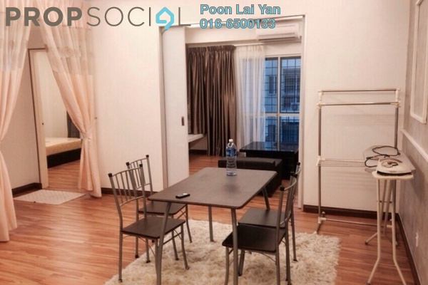 For Sale Condominium at Prisma Cheras, Cheras Freehold Fully Furnished 2R/2B 410k