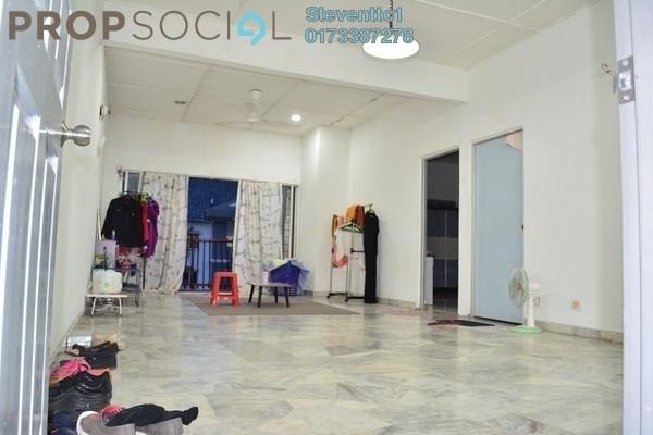 For Rent Apartment at Sri Tanjung Apartment, Bandar Puchong Jaya Freehold Semi Furnished 3R/2B 1.2k