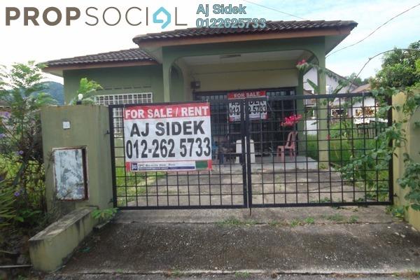 For Sale Bungalow at Taman Desa Kelisa, Batang Kali Leasehold Unfurnished 4R/2B 370k