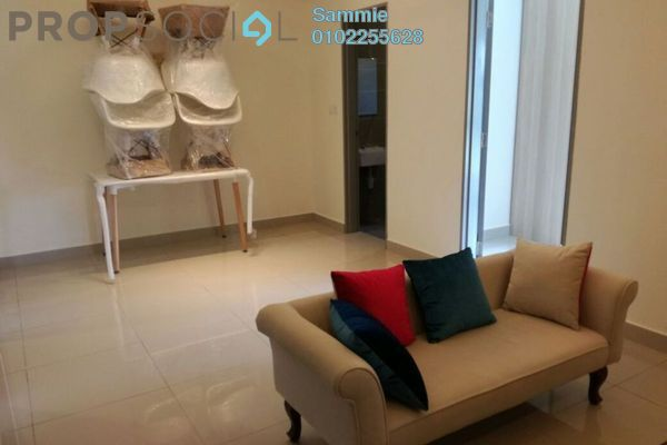 For Rent Condominium at Hyve, Cyberjaya Freehold Fully Furnished 2R/1B 1.89k