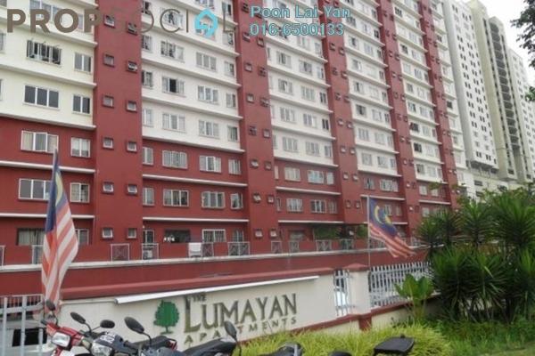 For Sale Condominium at The Lumayan, Bandar Sri Permaisuri Leasehold Fully Furnished 3R/2B 330k