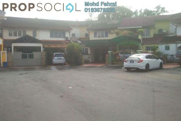 For Sale Terrace at Taman Melawati, Melawati Leasehold Semi Furnished 4R/3B 1.5m